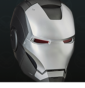 Marvel Legends War Machine 1:1 Scale Wearable Electronic Helmet
