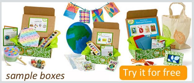 TRY GREEN KID CRAFTS FOR FREE.