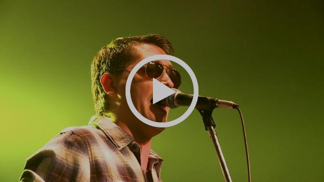 Divina Argentina - Mirando mi alma en vivo en The Roxy