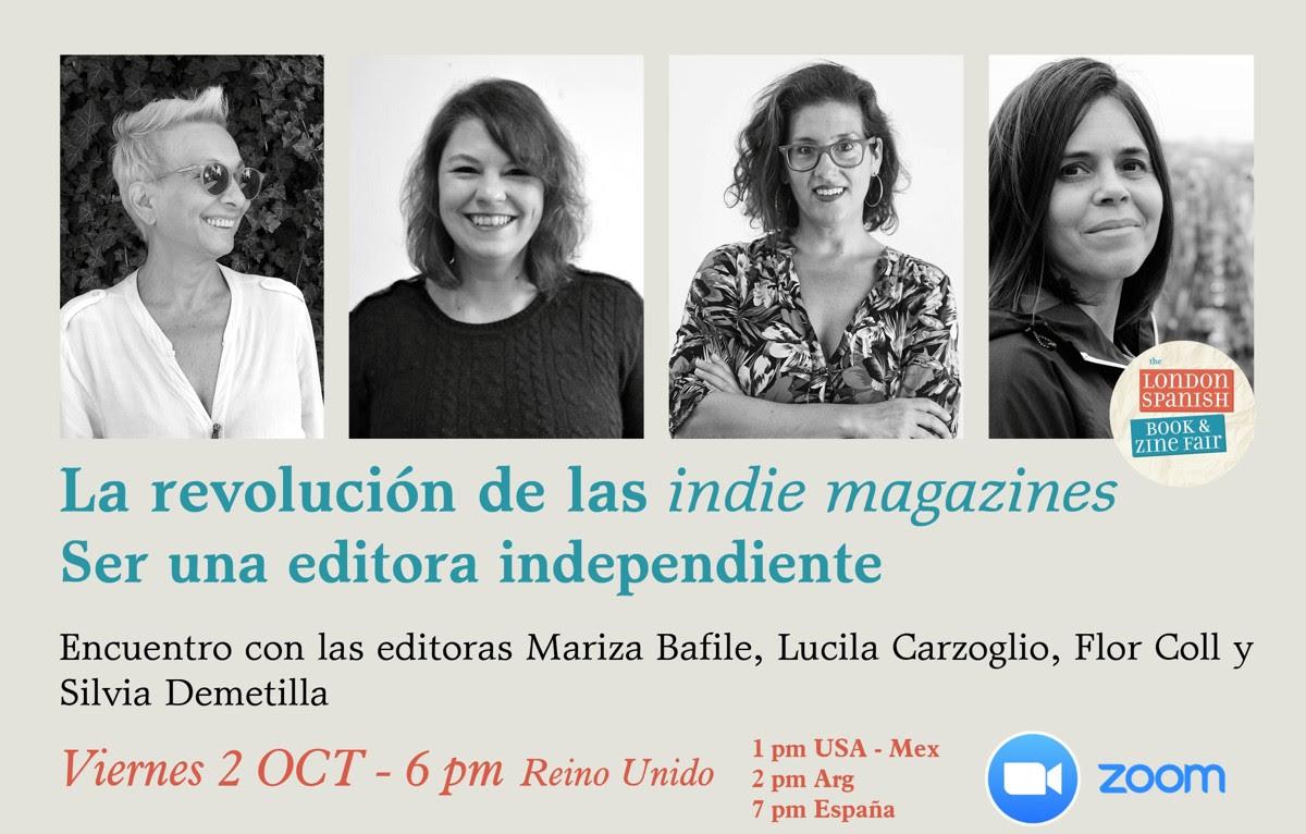 Encuentro de Editoras