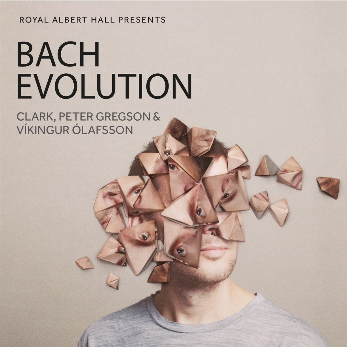 Bach Evolution Poster