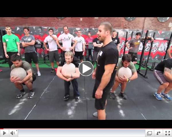 CrossFit - Coaching Points for Lifting Stones Part 2 with Rob Orlando