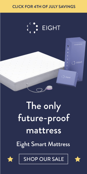 Eight Mattress: $100 off mattr...