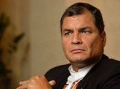 """Sobre una posible participación electoral, Correa dijo no estar """"seguro de que ganaría""""."""