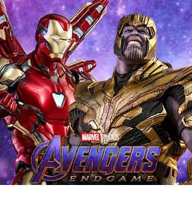 Hot Toys Avengers: Endgame