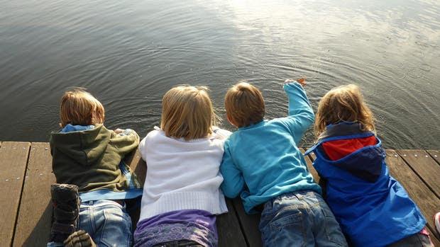 Importa que los chicos tengan tiempo libre, tiempo de aburrimiento, ya que los vuelve más creativos