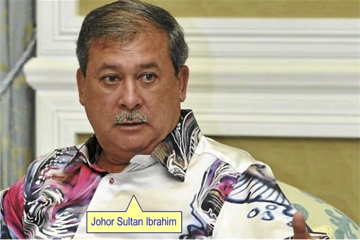 Johor Sultan Ibrahim
