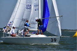 J/22 Youth Sailing