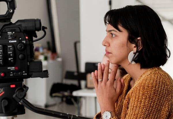 The filmmaker Natalie Pattillo is a domestic-violence survivor.
