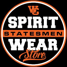WGHS Statesmen Spirit Wear Store Logo