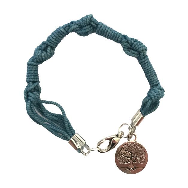 Tekhelet Blue Bracelet