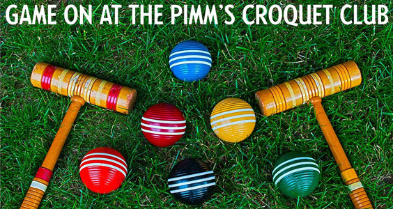 Pimm's Croquet Club