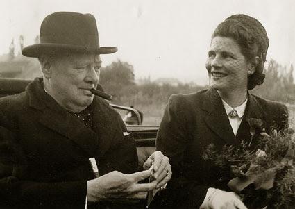Клементина Черчилль. Как не надоесть мужу за полвека. Обсуждение на LiveInternet - Российский Сервис Онлайн-Дневников