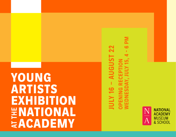 Young Artists Exhibition at the National Academy