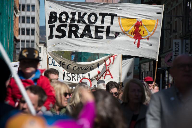 Israel niega la entrada al mayor sindicato laboral de Noruega