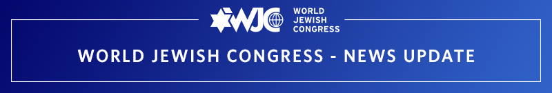 WJC News Update – Thousands across the globe join World Jewish Congress in singing Israel's national anthem in one voice