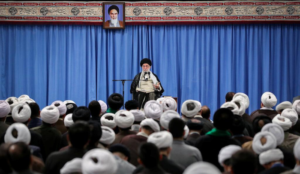 "Iran's Khamenei: ""Building and stockpiling nuclear bombs is wrong and using it is haram"""