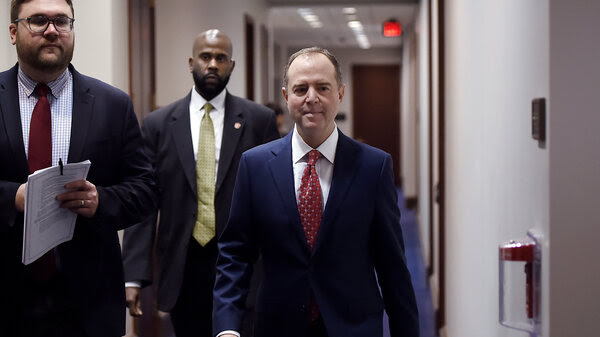 House Intelligence Committee Chairman Adam Schiff, D-Calif., has announced the first open hearings of the impeachment inquiry, which are set to begin next week.