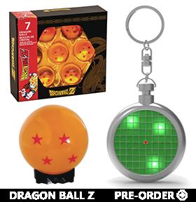 DRAGON BALL Z ACCESSORIES