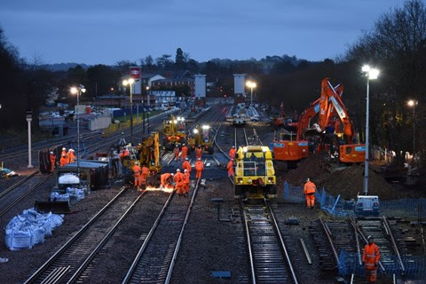 12 day closure to help deliver £100m railway upgrade at Bromsgrove