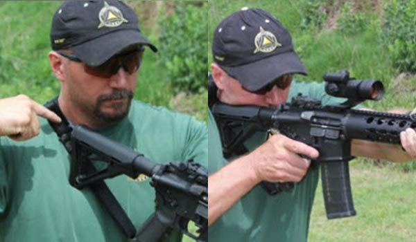 Controlling Your Rifle