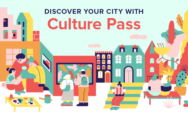 Discover your city with Culture Pass