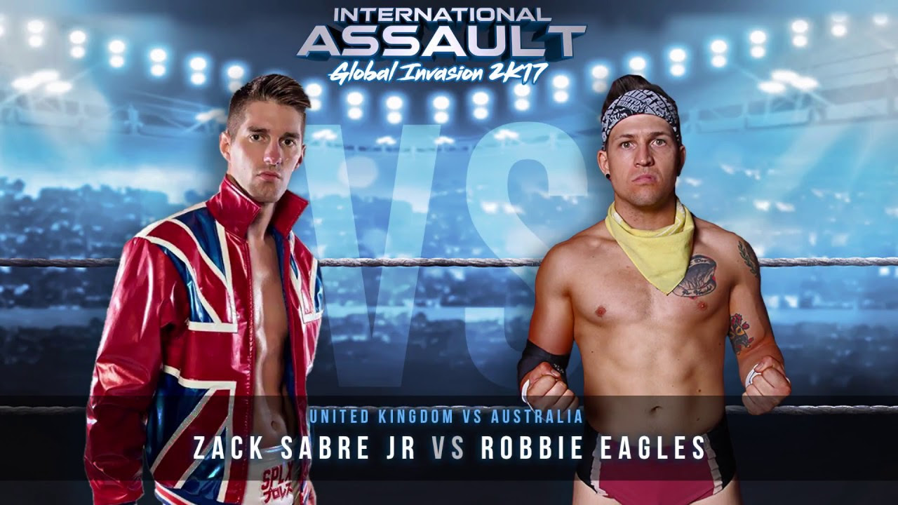 Image result for eagles vs zack sabre jr