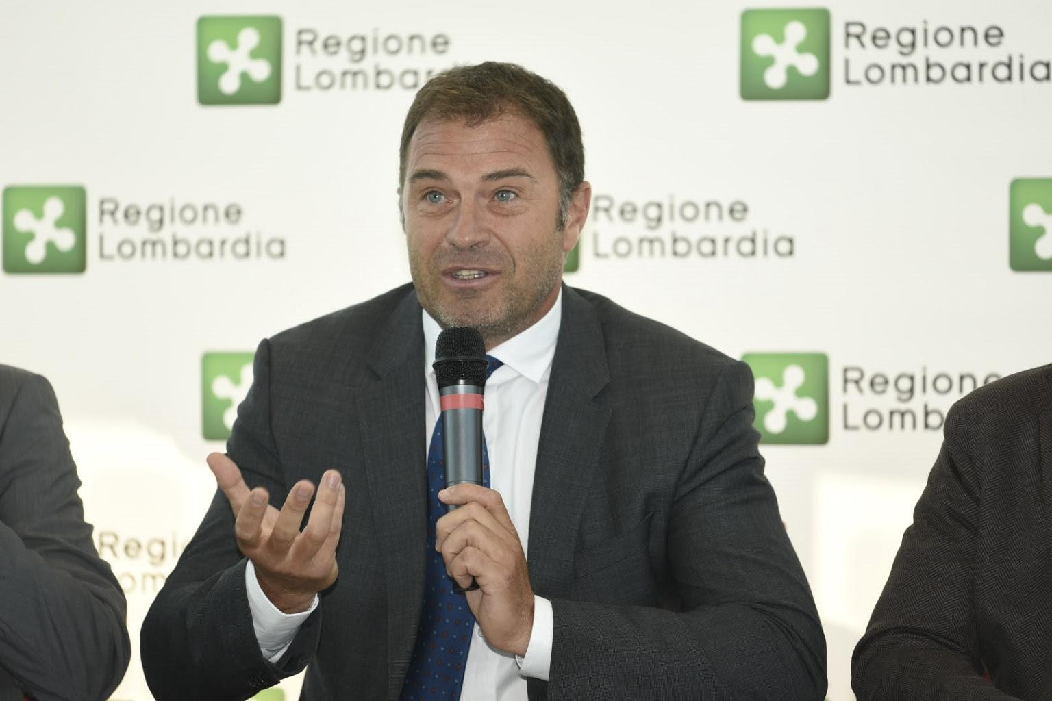 Antonio Rossi: le Olimpiadi 2026 saranno hi-tech