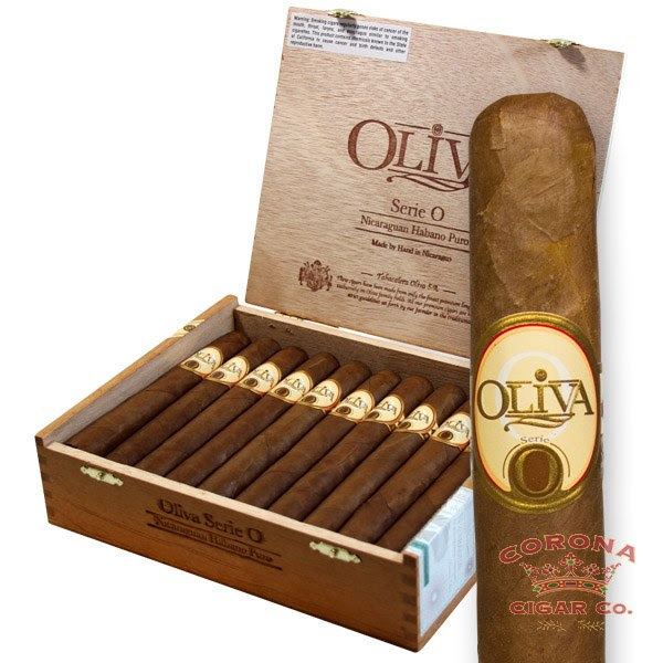 Image of Oliva Serie O Churchill Natural