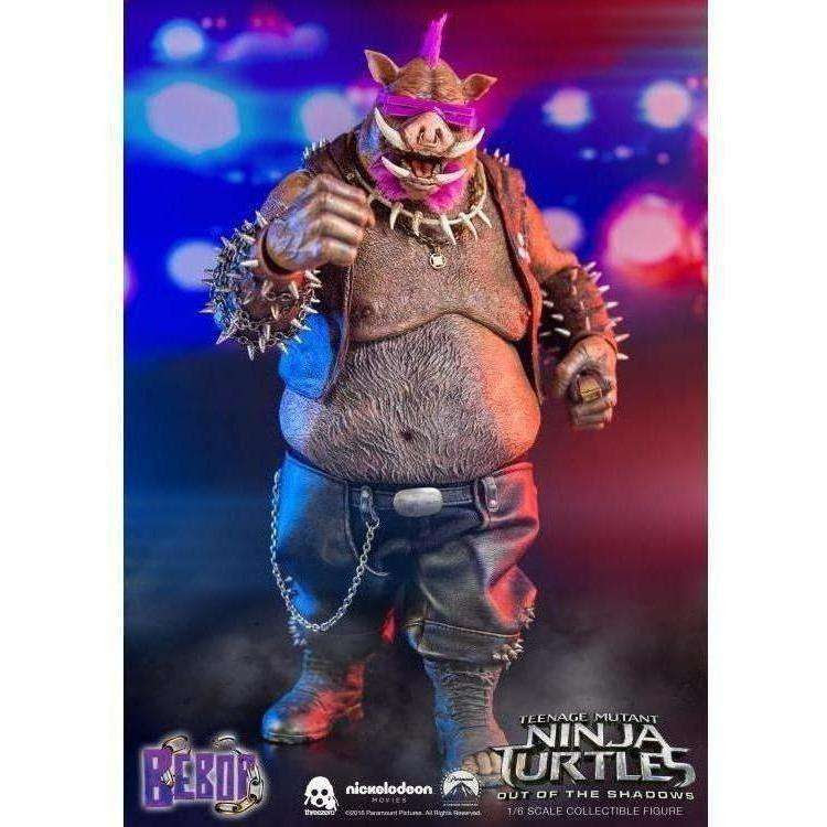 Image of TMNT: Out of the Shadows Bebop 1/6 Scale Figure