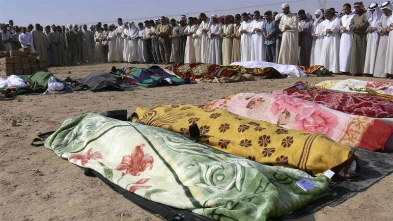 Is the US covering up civilian deaths in Iraq?