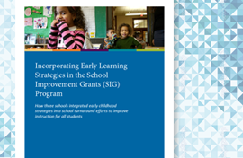 Incorporating Early Learning Strategies