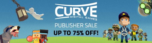 Curve Publisher Sale