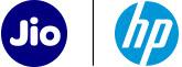 logo Jio | HP