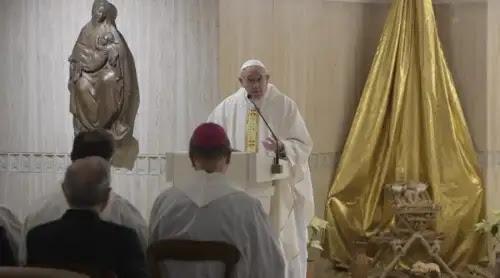 Papa Francisco asegura que la indiferencia es contraria al amor de Dios