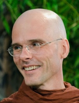 Bhikkhu Anālayo is a Buddhist monk (bhikkhu), scholar and meditation teacher. He was born in Germany in 1962, and 'went forth' in 1995 in Sri Lanka. He is best known for his comparative studies of early Buddhist texts as preserved by the various early Buddhist traditions.