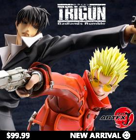 Trigun ArtFX J