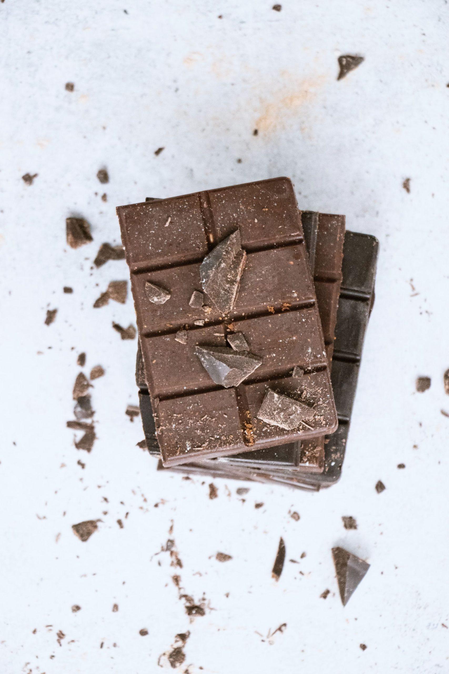 Chocolate Đen Tốt Cho Sức Khỏe Hệ Thần Kinh