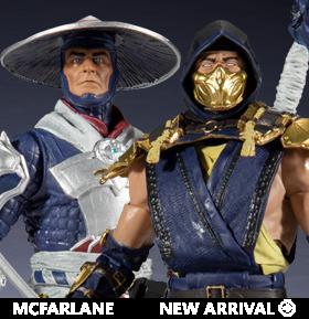 Mortal Kombat XI Scorpion & Raiden Two-Pack