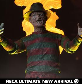 A Nightmare On Elm Street Part 2 Ultimate Freddy Krueger Figure