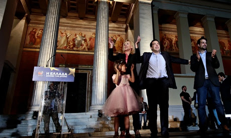 Syriza Alexis Tsipras european parliament elections