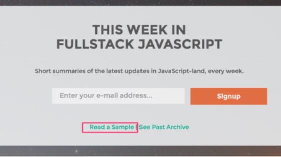 Taktical Growth Hacks - sample email
