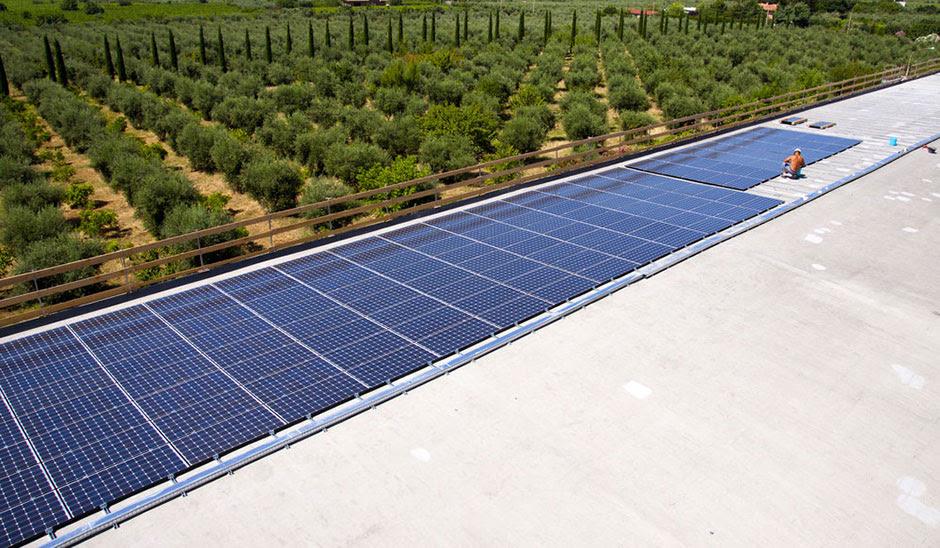 Sistema Fotovoltaico Comercial Conectado a Rede - Sistema fotovoltaico para empresas
