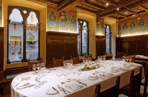 Il Cenacolo Fiorentino, da 10 a 40 ospiti