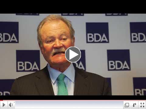 AIG CEO & keynote Brian Duperreault