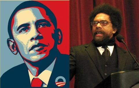 LIBERAL Academic Cornel West BLASTS Obama, Says Black America has Suffered Under his Reign