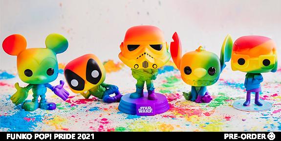 Pop! Pride 2021