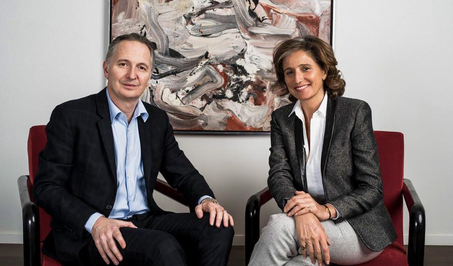 Chefe de partida de Arte Contemporânea se tornar um revendedor da Christie Demonstra mudança de mercado Art