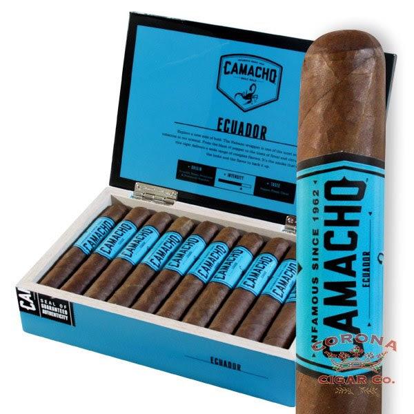Image of Camacho Ecuador Toro Cigars