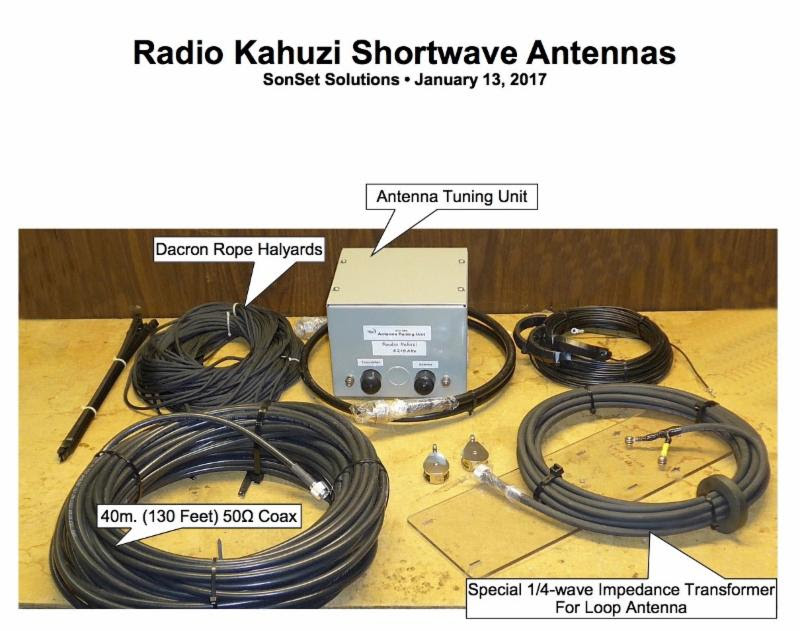 New Shortwave Antenna